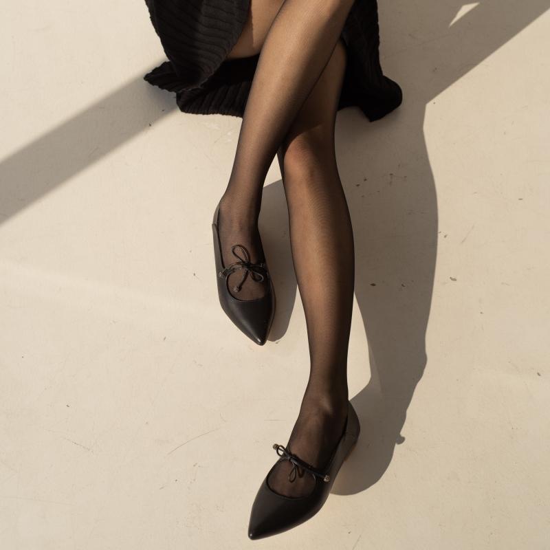 Балетки Black Tia photo - 2
