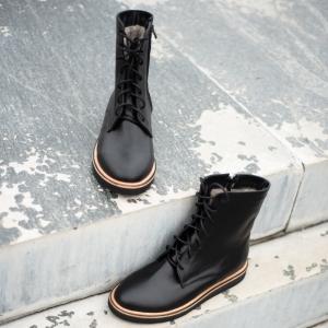 Ботинки с мехом photo - 4