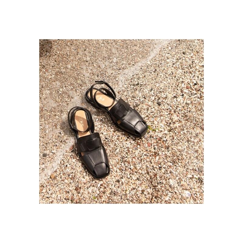 Сандали черные Gladi photo - 5