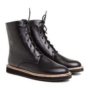 Зимові чоботи з хутром
