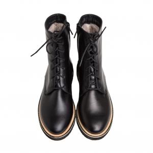 Ботинки с мехом фото-2